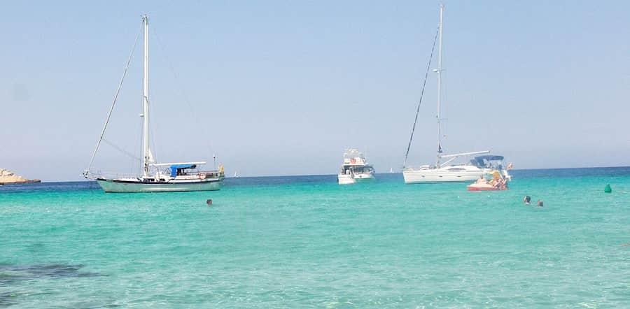 Yacht charter in Conta Cove, Ibiza, Balearic Islands