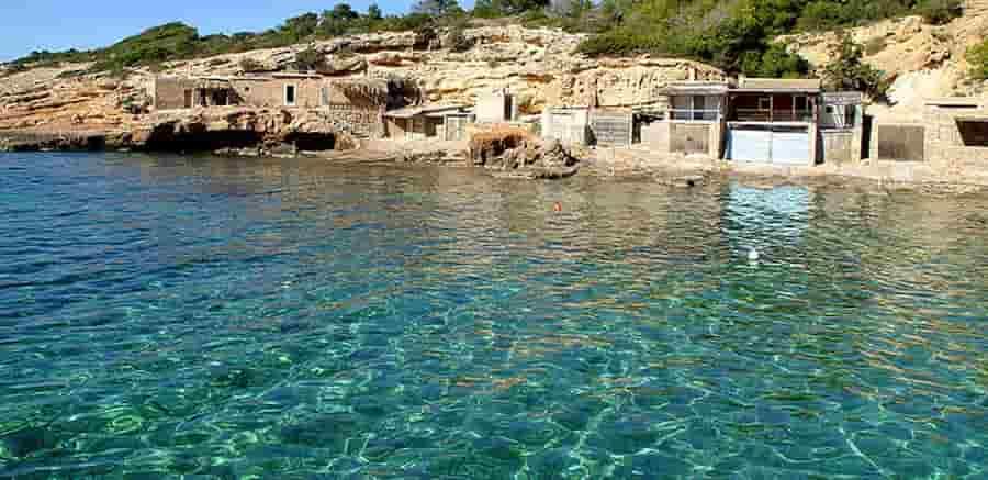 Yacht charter in Corral Cove, Ibiza, Balearic Islands