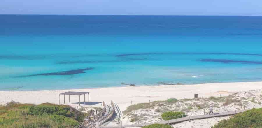 Yacht charter in Es Arenals, Formentera, Balearic Islands