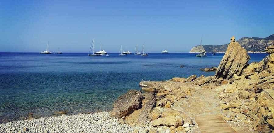 Yacht charter in Es Torrent, Ibiza, Balearic Islands