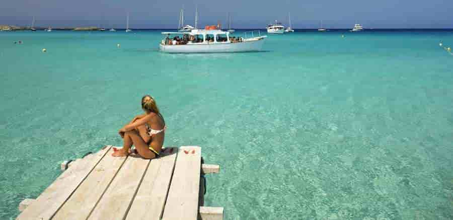 Yacht charter in Illetes, Formentera, Balearic Islands