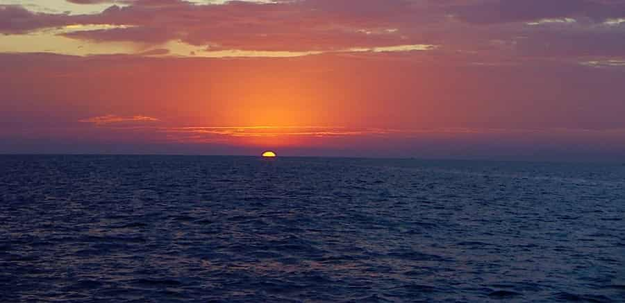 Yacht charter to see the sunset, Ibiza, Balearic Islands